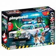 Playmobil Ghostbusters Veículo Caça Fantasmas Ecto-1 Sunny