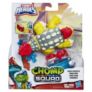 Chomp Squad Acquarex Dinossauro Water Whipper Playskool Heroes E1453 - Hasbro E0834