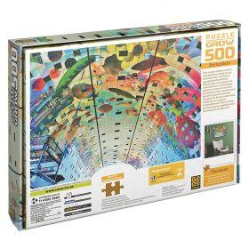Quebra Cabeça 500 Peças Rotterdam - Puzzle Grow