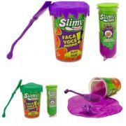 slime Slimy Kit Faça Você Mesmo C/ Supresa Original Sortidos - Toyng