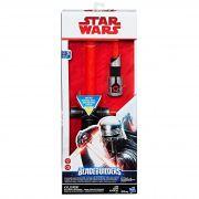 Star Wars Sabre de Luz Eletronico  Kylo Ren - Hasbro