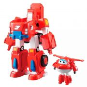 Super Wings  Super Robô Jett  34 cm - Fun