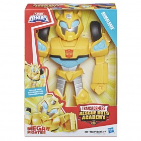 Transformers Rescue Bots Academy Bumblebee Mega Mighties E4131 - Hasbro