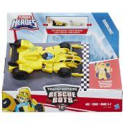 Transformers Rescue Bots - Bumblebee Carro de Corrida B5582 - Hasbro