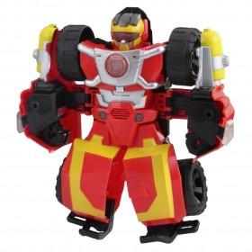 Transformers Rescue Bots Hot Shot Eletronico E1988 - Hasbro
