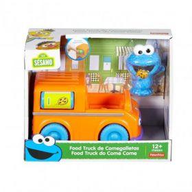 Vila Sesamo Food Truck do Come Come FTC35 - Fisher Price