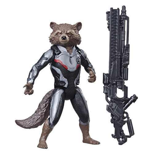 Pack 4 Bonecos The Avengers Vingadores Power Fx E3308 - Hasbro