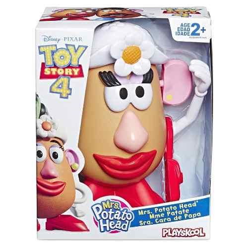 Sr E Sra Cabeça De Batata- Mr. Potato Head Toy Story 4 E3069 - Hasbro