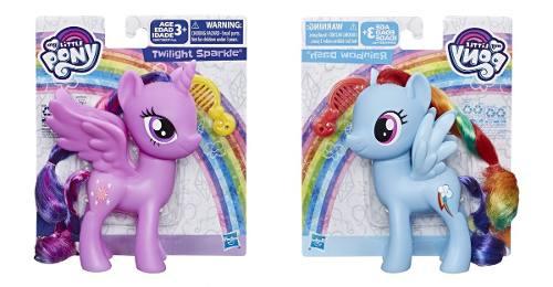 Pack My Little Pony Rainbow Dash + Twilight Sparkle - Hasbro