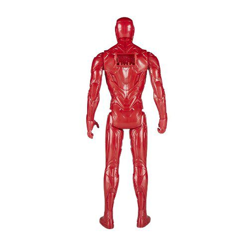 Boneco Homem De Ferro Guerra Infinita Avengers E1410 Fx 30cm