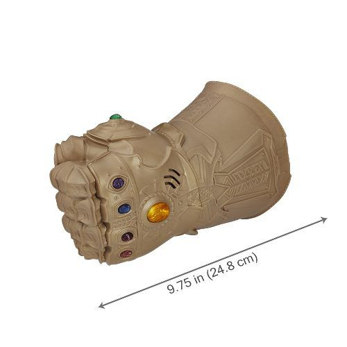 Thanos Manopla Do Infinito Eletrônica Guerra Infinita Hasbro
