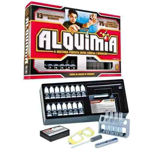 Jogo Alquimia Grow - Possibilidade de até 70 Experiências