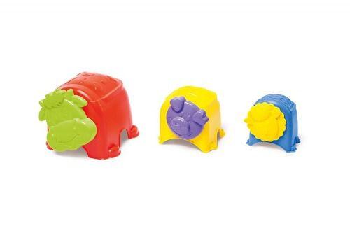 Anima Cubos Calesita Com Peças Grandes Super Colorido
