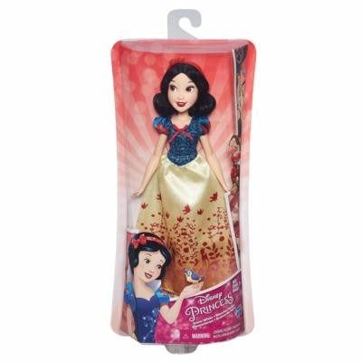 Princesas Disney Boneca Branca De Neve Clássica Hasbro