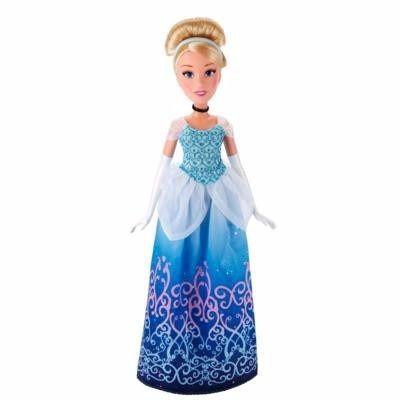 Princesas Disney Boneca Cinderela Clássica Hasbro Princesa