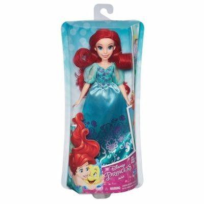 Princesas Disney Boneca Ariel Clássica Ariel Hasbro