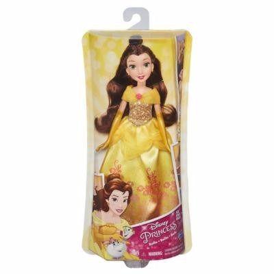Boneca Bela Clássica Hasbro Bela E A Fera Princesas Disney
