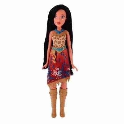 Princesas Disney Boneca Pocahontas Clássica Hasbro a5993e146a4