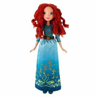 Boneca Clássica Princesa Disney Merida Hasbro Filme Valente