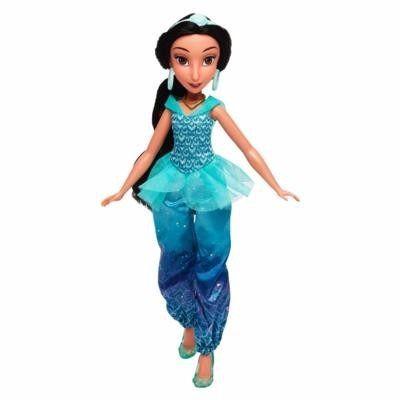 Princesa Disney Boneca Jasmine Clássica Hasbro Jasmin