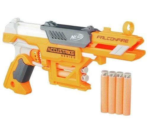 Lançador Nerf Falconfire Accustrike B9840 - Hasbro