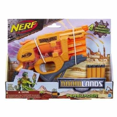 Lançador Nerf Doomlands 2169 Persuader B4950 - Hasbro