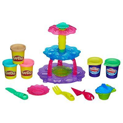 Play Doh Torre de Cupcakes  Kitchen Creations - Hasbro A5144