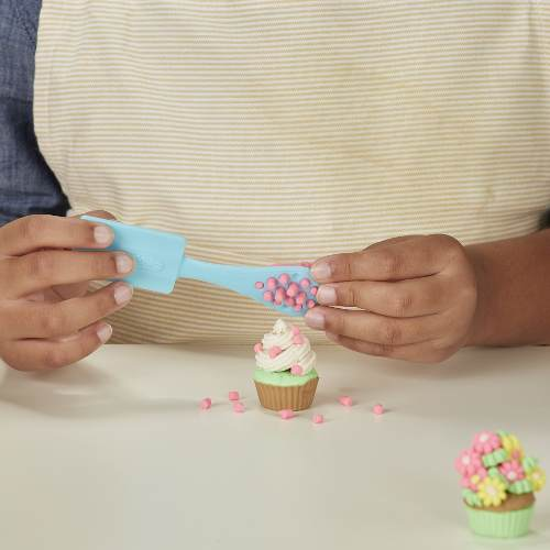Conjunto Play Doh Batedeira De Cupcake Hasbro E0102