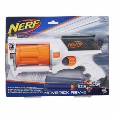 Lançador Nerf Maverick Rev-6 A7998 - Hasbro