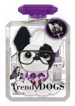 Trendy Dogs Georgi Pelucia Perfumada - 10cm Intek 8006-6
