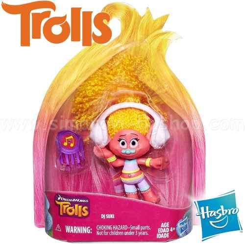 Trolls Dj Suki Hasbro Boneco Trolls Original