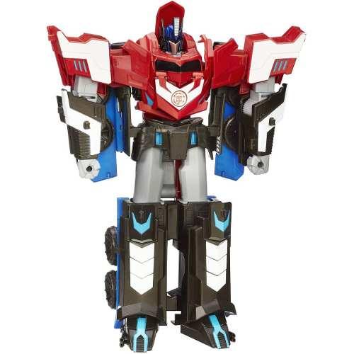 Transformers Optimus Prime Robots In Disguise - Mega