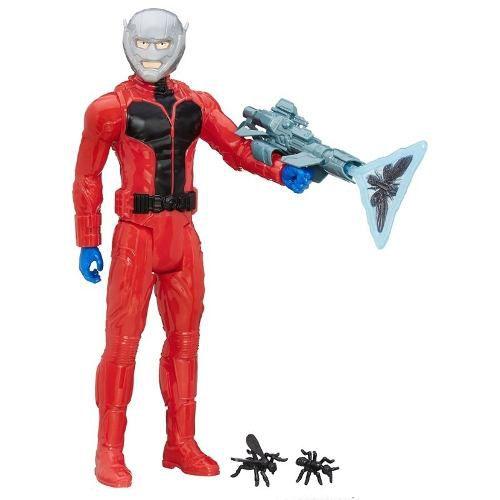 Boneco Titan Hero Vingadores - Homem Formiga Hasbro Com Aces