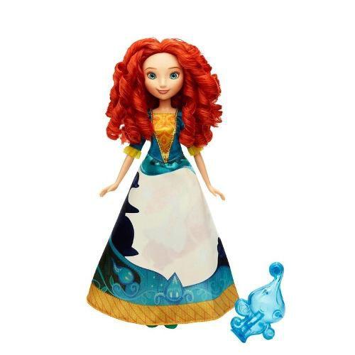 Princesas Disney Vestido Mágico - Merida - Hasbro