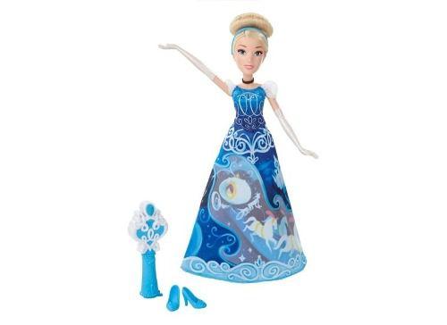 Princesas Disney Vestido Mágico - Cinderela - Hasbro