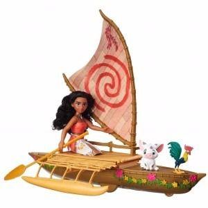 Moana Um Mar De Aventuras Com Canoa Luz Das Estrelas E Amigo