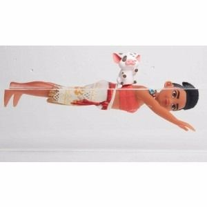Boneca Moana Princesa Disney Moana Exploradora Hasbro