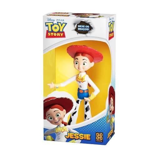 Boneca Jessie Toy Story Vaqueira - Parceira Do Woody E Buzz