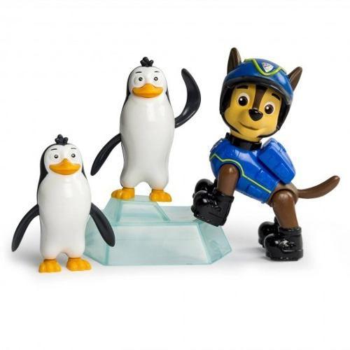 Patrulha Canina - Filhote Ao Resgate Chase E Pinguins Sunny