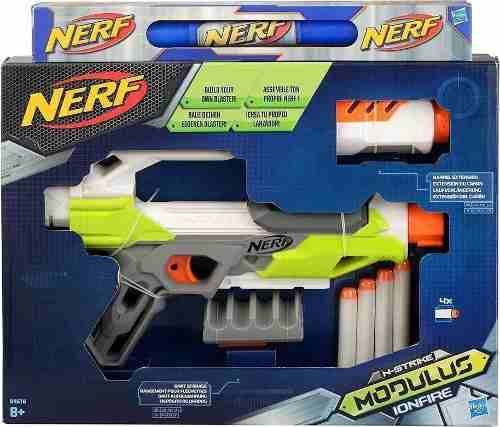 Lançador Nerf Modulus Ionfire B4618 - Hasbro