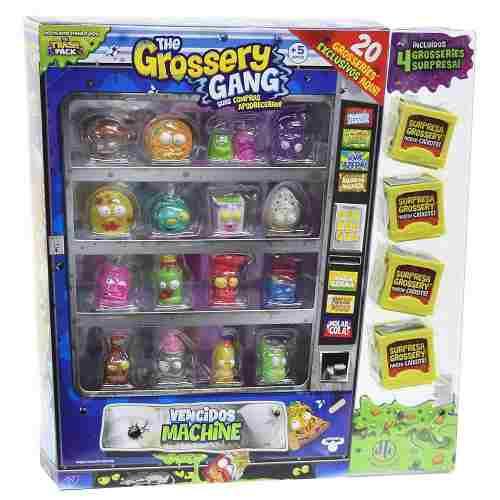 The Grossery Gang Vencidos Machine Maquina De Venda Dtc 3965