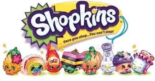 Shopkins Lojinha De Doces Dtc 3950