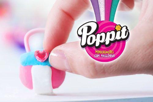 Poppit Mini Bolsas Kit Inicial Dtc 3882