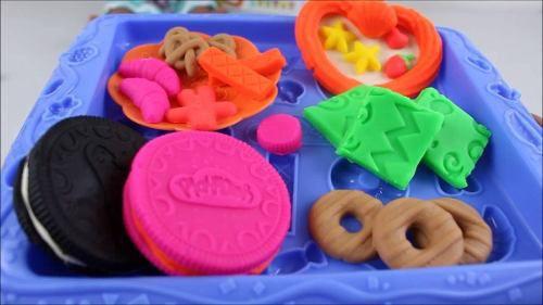 Play Doh Biscoitos Divertidos Play Set - Hasbro B0307