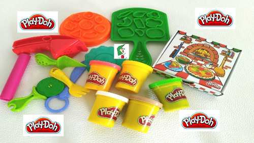 Play Doh Festa Da Pizza Play Set Hasbro B1856