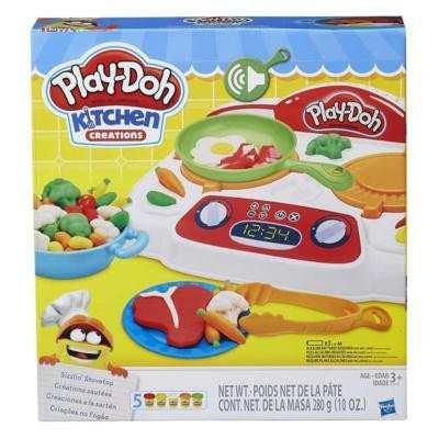 Play Doh Criações no fogão Kitchen Creations - Hasbro B9014