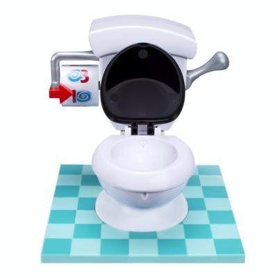 Jogo Banheiro Maluco Hasbro Lançamento 2017