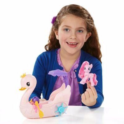 Conjunto My Little Pony E Barco Pinkie Pie - Hasbro - Ponei