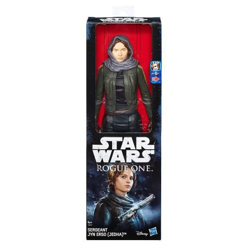 Star Wars Rogue One - Boneco Jyn Erso (jedha) - Hasbro