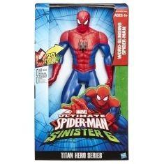 Boneco Homem Aranha Eletrônico - Titan Hero - Hasbro